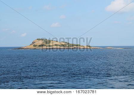 Islets of Graciosa Island,Autonomous Region of Azores, Portugal