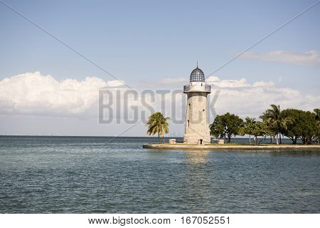 Boca Chita Key at Biscayne National Park