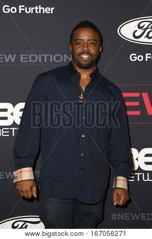 LOS ANGELES - JAN 23:  Steven Russell Harts at the BET's