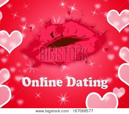 Online Dating Shows Net Love And Dates