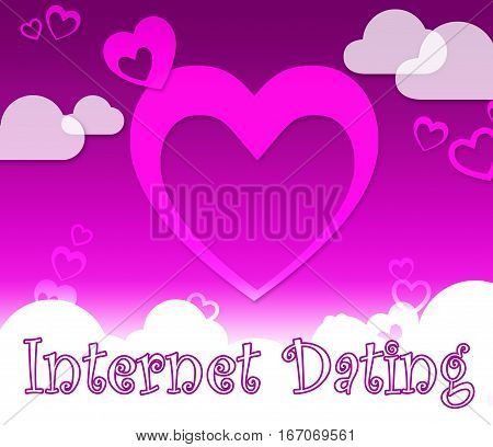 Internet Dating Represents Find Love And Relationship