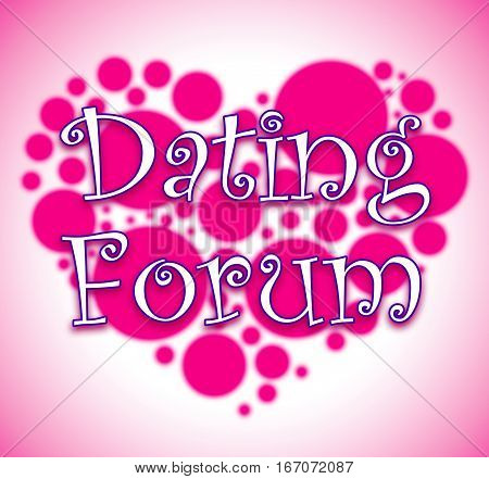 Dating Forum Showing Forums Group And Conference