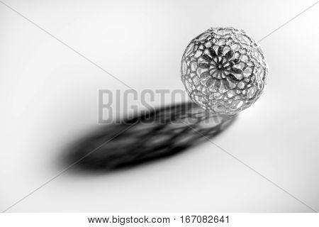 Figure Of Openwork Sphere