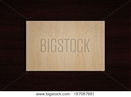abstract wood material layout background 3d rendering