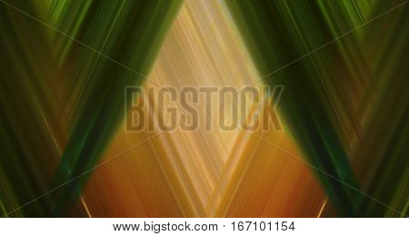 sci fi color background. green background. abstract background.
