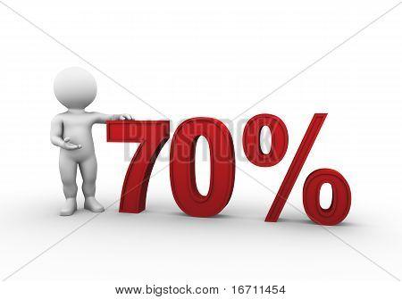 percent 70 - Bobby Series