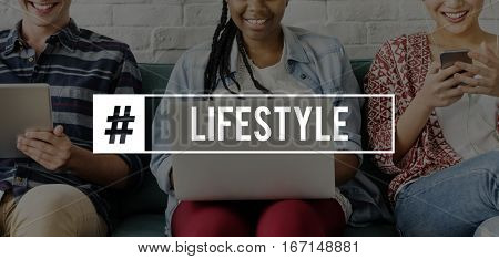 Lifestyle Entertainment Network Hash tag