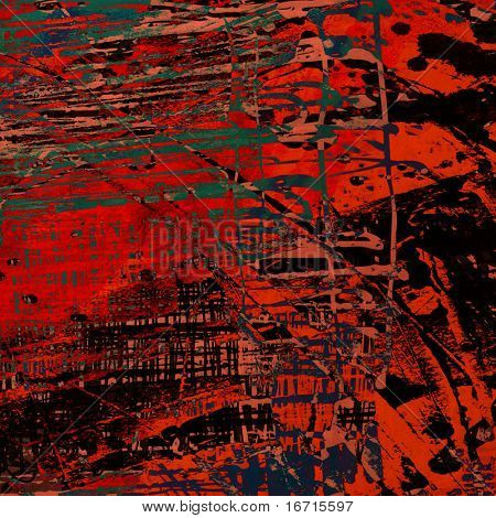 art abstract grunge graphic paper background poster
