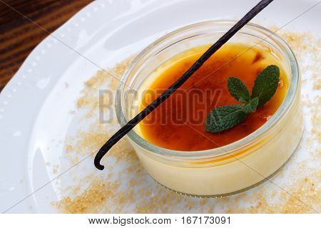French Creme Brulee