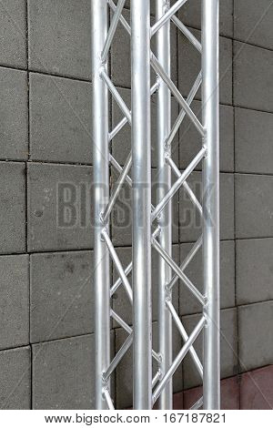Steel Metal Girder Beam for Stage Structure Support