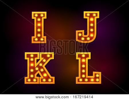 Light Font Alphabet Vector Photo Free Trial Bigstock