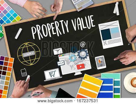 Property Value , Businessman Property Value , Real Estate Property Value , How Much Is Your Property