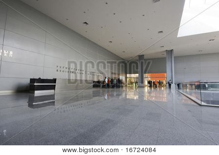 modern business interior photo