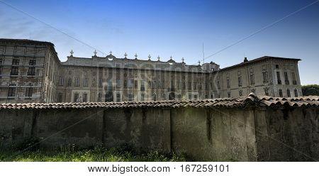 Castellazzo di Bollate (Milan Lombardy Italy): Villa Arconati historic palace built in the 17h century.