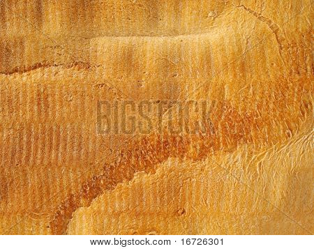 Bread texture background.