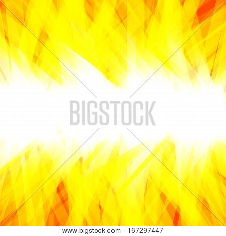 Abstract explode in space. Plasma energy. Colorful abstract background with flame. Bright abstract vector Illustration background with different elements. Background for your design
