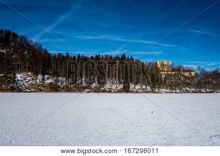 View To Hohenschwangau