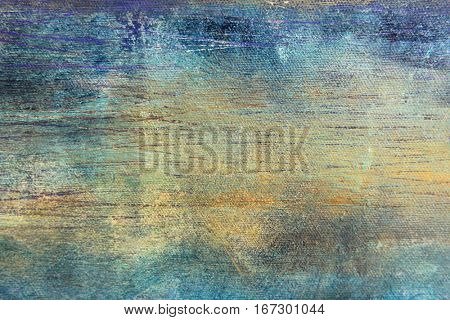 Blue Green Paint Textures 3