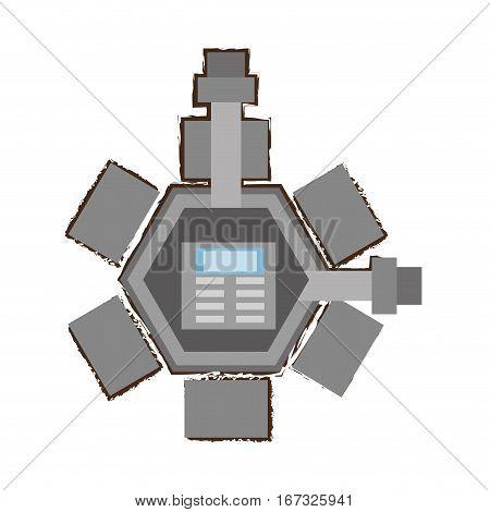 safe box lock combination security color sketch vector illustration eps 10