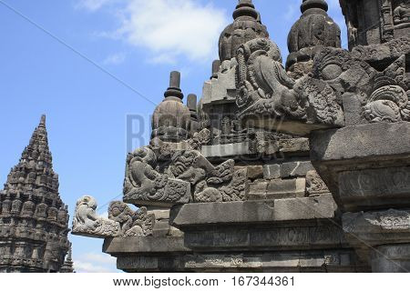 Prambanan Temple Ancient