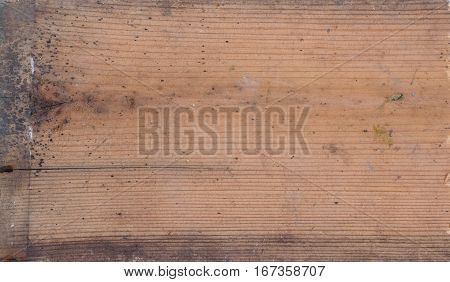 the texture of the old Board with cracks, stripes and spots