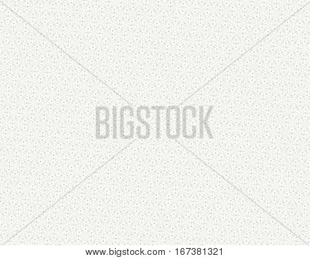 White Star And Triangle Shape Background Pattern