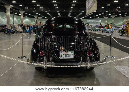 Auburn Cord 1937