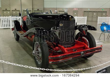 Dupont Model G Speedster