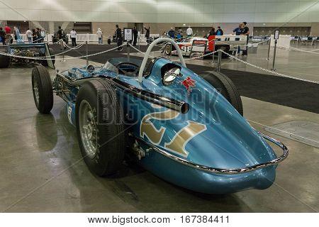 Sarkes Tarzian Spl Lesovsky Roadster