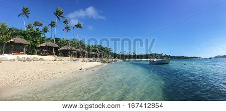 Yasawa Islands Landscape