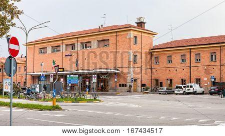 Ferrara City Railway Station