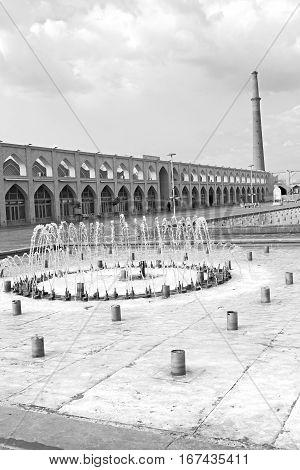 In Iran   The Old  Square