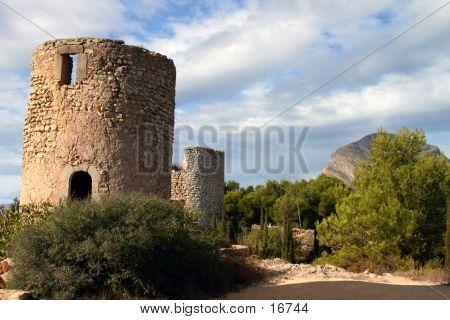 Spanish Ruins