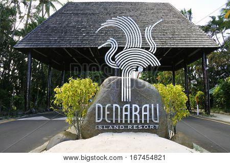 Denarau Island Resort Fiji
