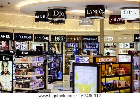 Duty Free Shopping