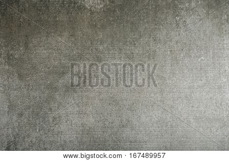 Grey concrete texture, background or wallpaper, close-up