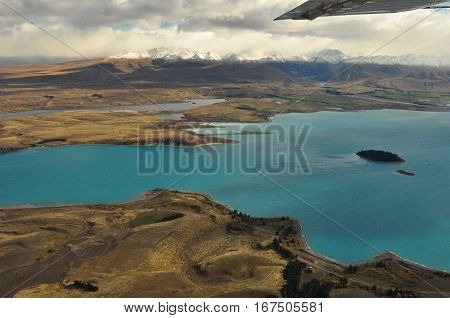 Lake Tekapo, New Zealand Landscape