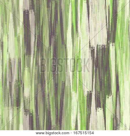 Watercolor or charcoal abstract painted pattern with large careless strokes. Grunge artistic seamless texture. Brushed tileable background