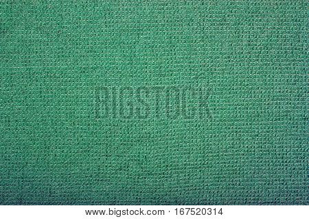 Green Cloth Cotton Fabric Background Design