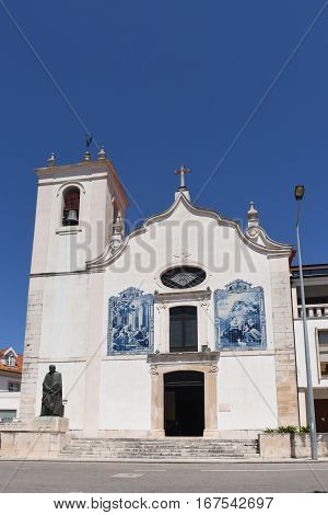 Our Lady of the Presentation Church of Aveiro Beiras region; Portugal;