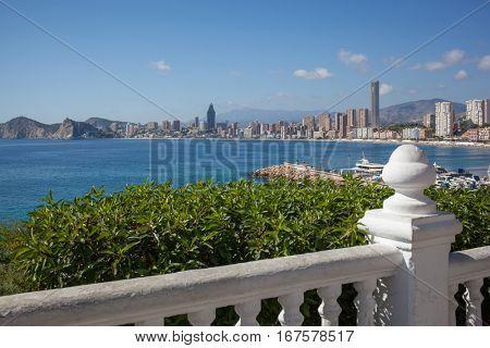 Benidorm balcon del Mediterraneo