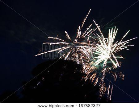 Amazing fireworks firecracker fireworks fireworks background fireworks event Fireworks Festival.