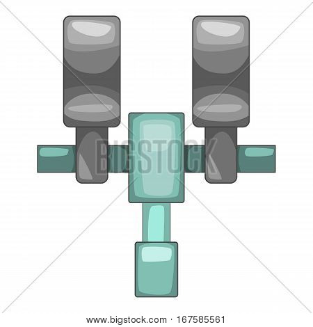 Mechanic thing icon. Cartoon illustration of mechanic thing vector icon for web