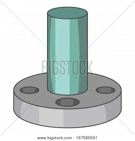 Instrument detail icon. Cartoon illustration of instrument detail vector icon for web