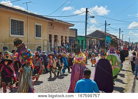 San Sebastian Celebration Dancing