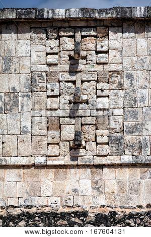 Masks Of Chac, The Ancient Mayan God Of Rain And Lightning