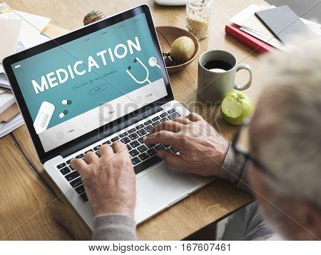 Medication Drug Pharmacist Prescription Patient