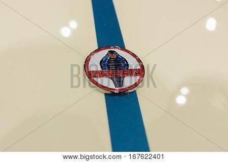 Ford Shelby Cobra Emblem