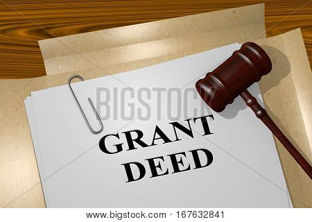 Grant Deed Concept