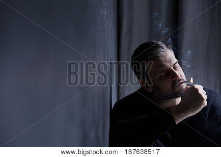 Broken Smoking Man